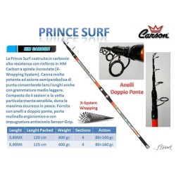 Carson Prince Surf 3.6mt