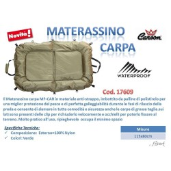 materassino carpfishing