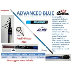 ADVANCED BLUE