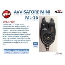 AVVISATORE MINI ML-16