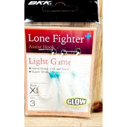 LONE FIGHTER+