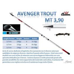 Carson Avenger Trout 3,90mt.