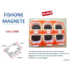 FishOne Scatola con magnete